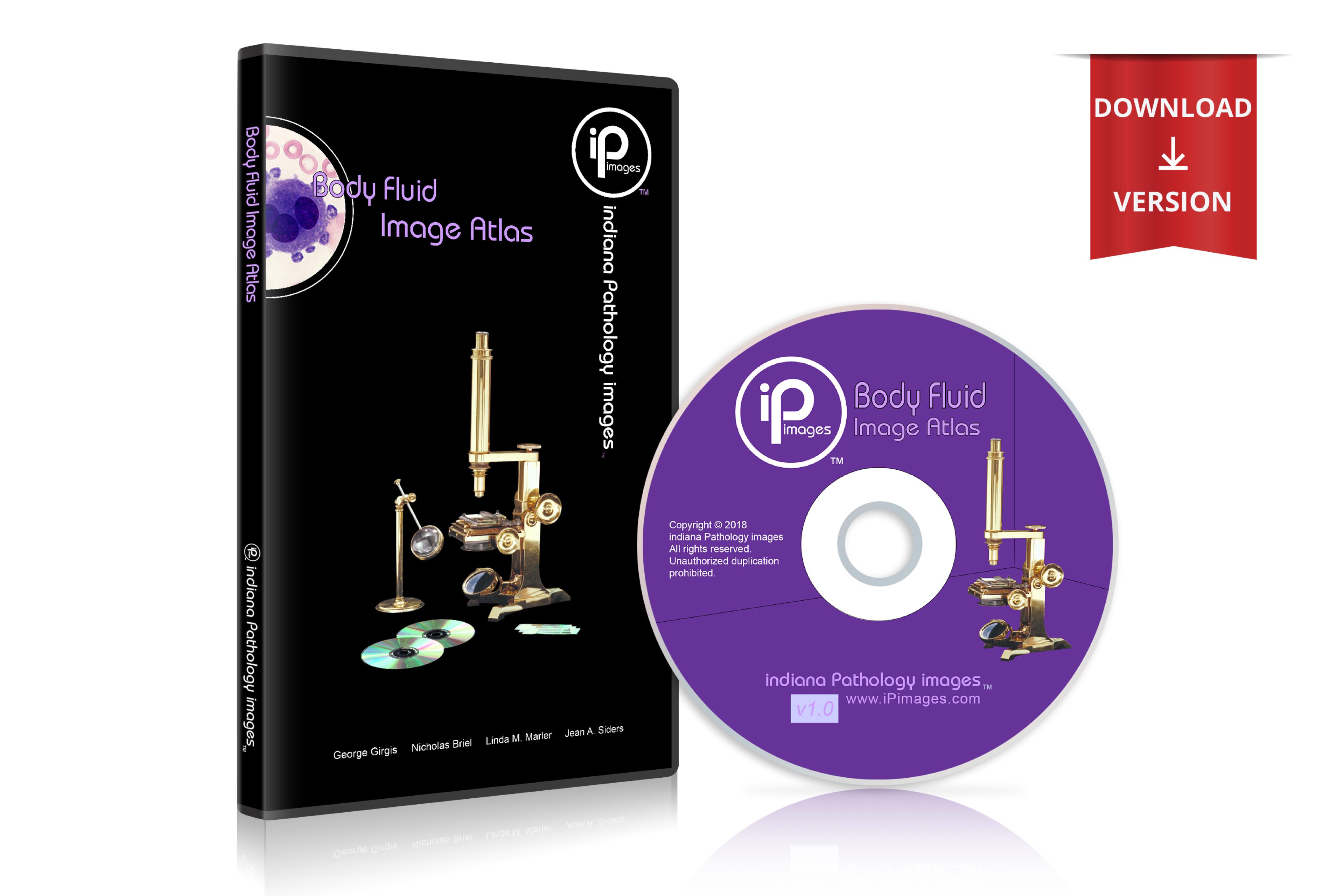 Body Fluid Image Atlas Single User Download